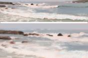 Beach study 5